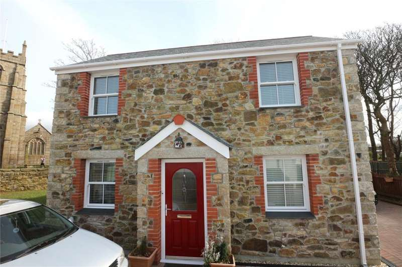 3 Bedrooms Detached House for sale in Rectory Road, Camborne, Cornwall