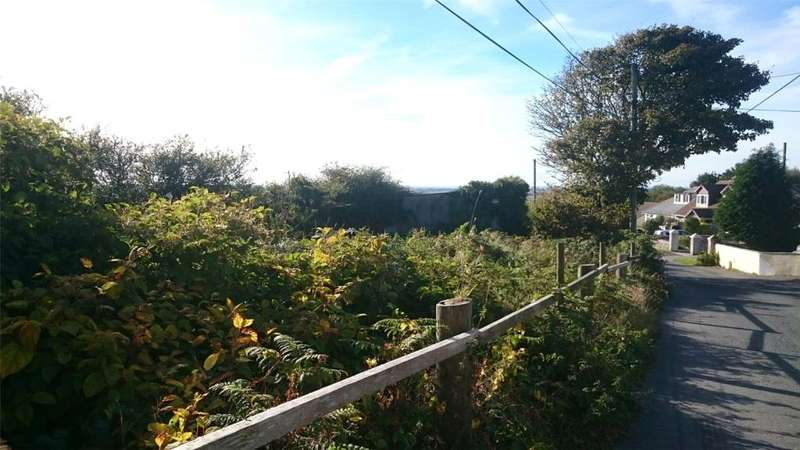Land Commercial for sale in Higher Fraddon, St Columb