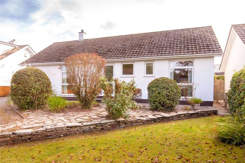 3 Bedrooms Detached Bungalow for sale in Bissoe Road, Carnon Downs, Truro