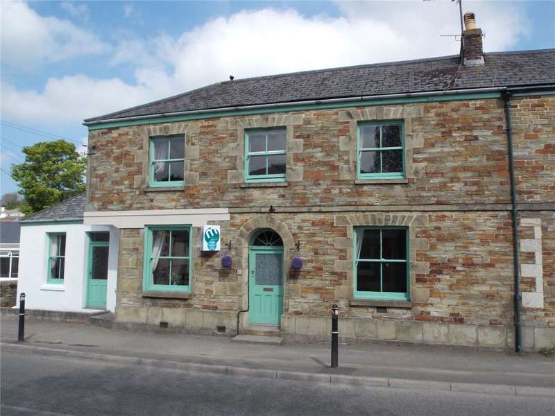 4 Bedrooms End Of Terrace House for sale in Fore Street, Chacewater, Truro