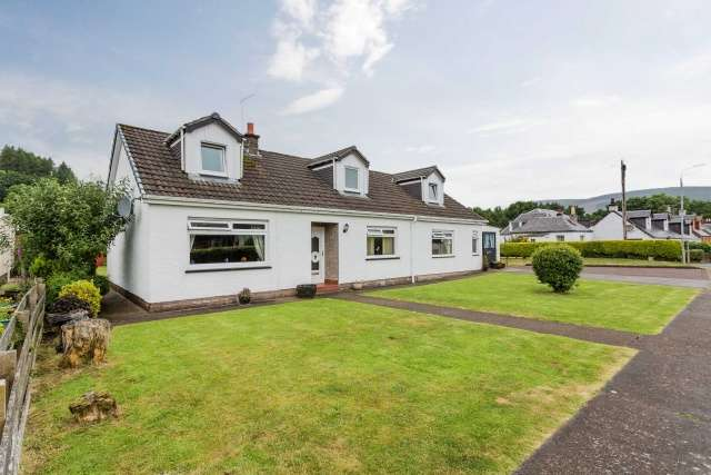 4 Bedrooms Detached Villa House for sale in Cordon, By Lamlash, Isle of Arran, North Ayrshire, KA27 8NQ