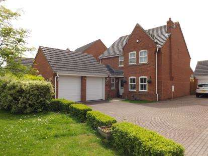 4 Bedrooms Detached House for sale in Eresbie Road, Louth, Lincolnshire