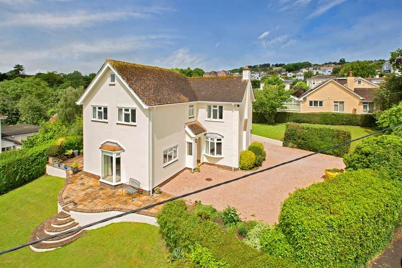 6 Bedrooms Detached House for sale in Ferndale Road, Teignmouth
