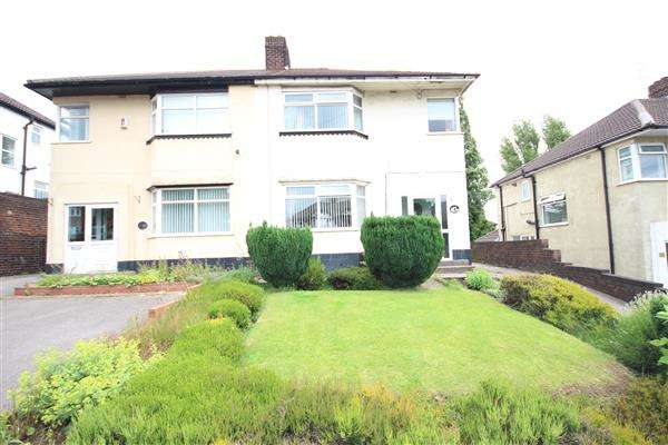 3 Bedrooms Semi Detached House for sale in Blurton Road, Blurton, Stoke-on-Trent