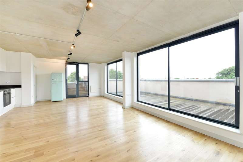 2 Bedrooms Flat for sale in Lutheran Mews, 57-59 Dalston Lane, E8