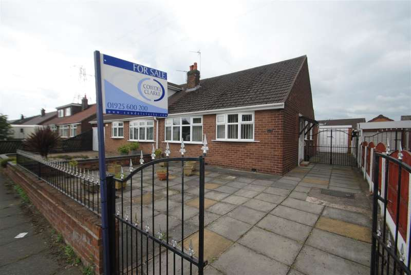2 Bedrooms Property for sale in Gainsborough Road, WARRINGTON, WA4