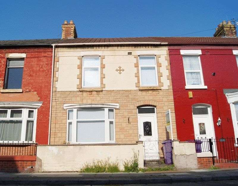4 Bedrooms Terraced House for sale in Gresham Street, Kensington, Liverpool, L7