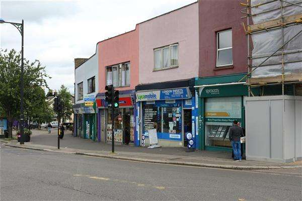 1 Bedroom Commercial Property for sale in Woodgrange Road, Forest Gate