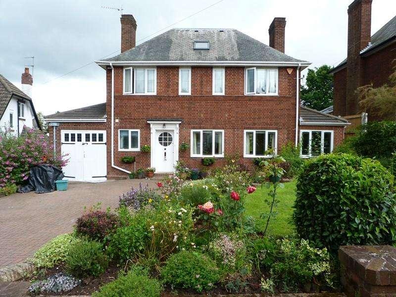 4 Bedrooms Detached House for sale in Grange Hill Road, Kings Norton, Birmingham