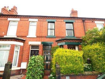 5 Bedrooms Terraced House for sale in Gladstone Road, Chester, Cheshire, CH1