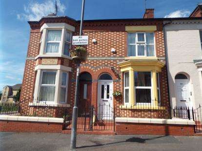 2 Bedrooms Terraced House for sale in Needham Road, Liverpool, Merseyside, L7