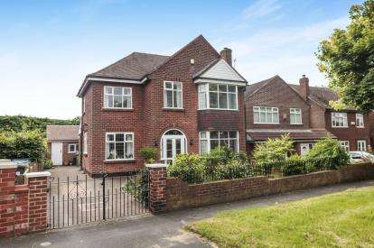 3 Bedrooms Detached House for sale in Tennyson Road, Widnes, Cheshire, WA8