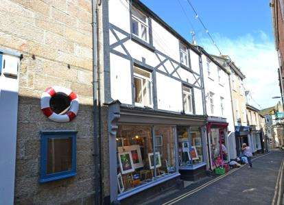 2 Bedrooms Terraced House for sale in St Ives, Cornwall