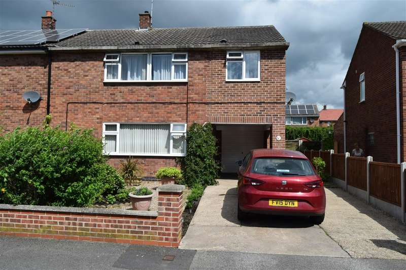 5 Bedrooms Semi Detached House for sale in Manners Road, Balderton, Newark