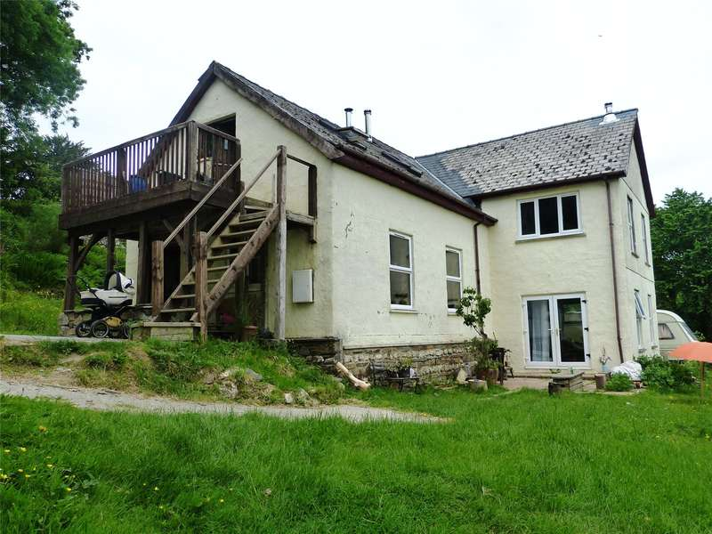 4 Bedrooms Detached House for sale in Dolfelfed, Llanycefn, Clynderwen, Pembrokeshire