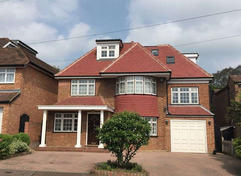 6 Bedrooms Detached House for sale in 6 bedroom detached house for sale, Chester Road, Chigwell, Essex, IG7