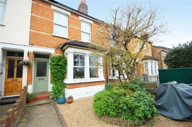 3 Bedrooms Terraced House for sale in Windmill Road, Hampton Hill