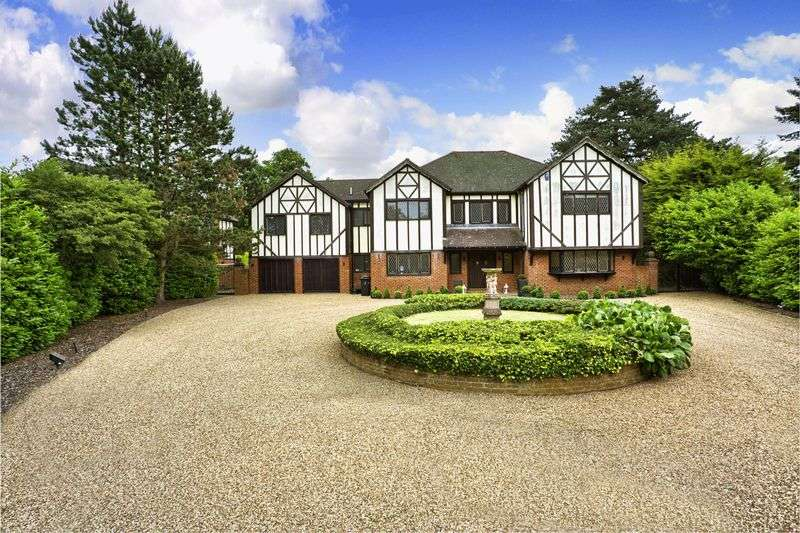 6 Bedrooms Detached House for sale in Ware Park, Nr Hertford