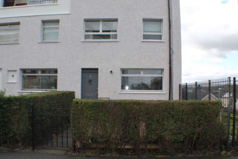 3 Bedrooms Flat for sale in Ettrick Terrace, Johnstone