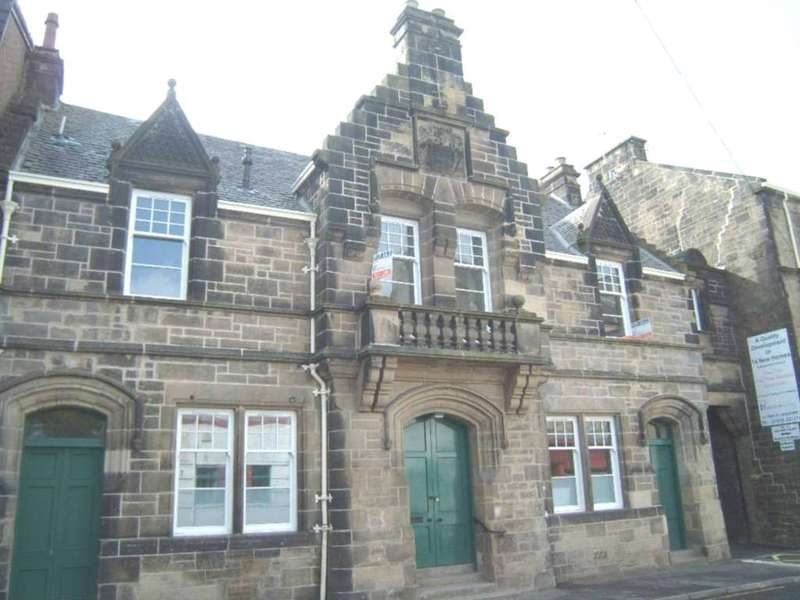 2 Bedrooms Flat for sale in Collier Street, Johnstone