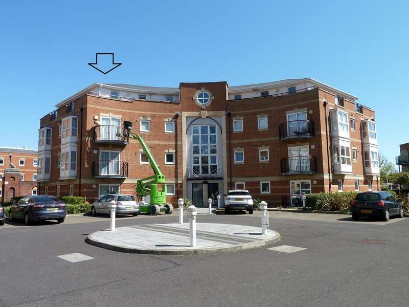 3 Bedrooms Flat for sale in Jupiter Court, Gunwharf Quays