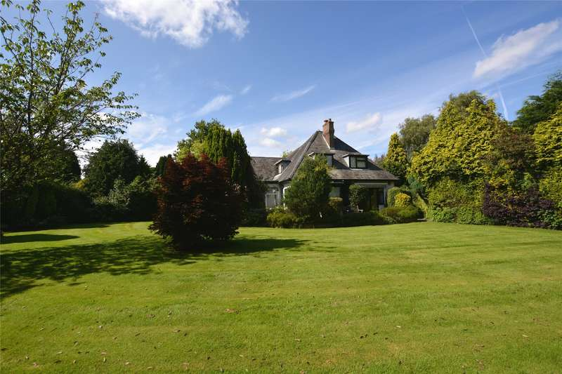 4 Bedrooms Detached House for sale in Furzey Lane, Beaulieu, Brockenhurst, Hampshire, SO42