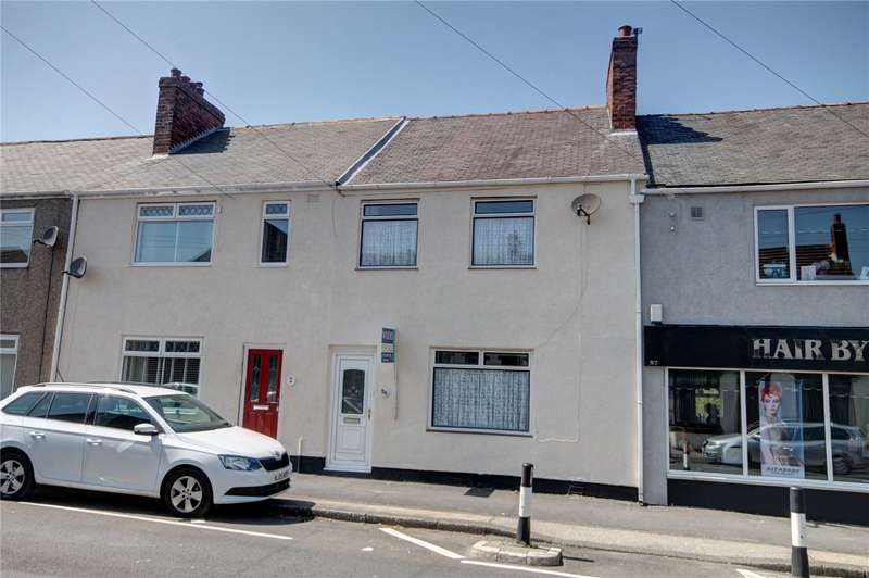 3 Bedrooms Terraced House for sale in High Street, Carrville, Durham, DH1