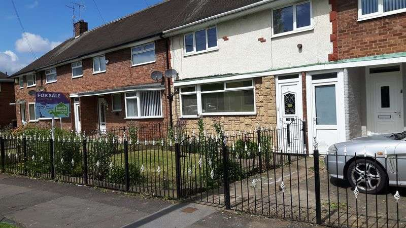 3 Bedrooms Terraced House for sale in Barham Road, Hull