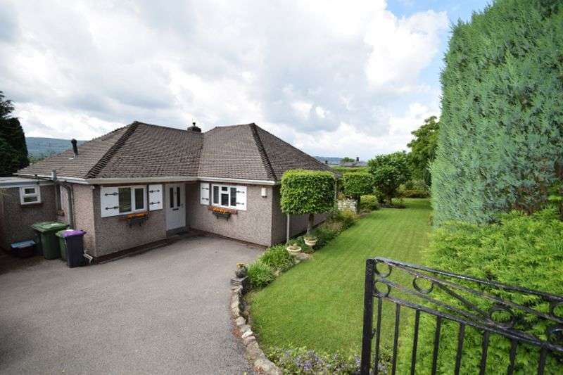 3 Bedrooms Detached Bungalow for sale in Caerleon Road, Llanfrechfa, Cwmbran