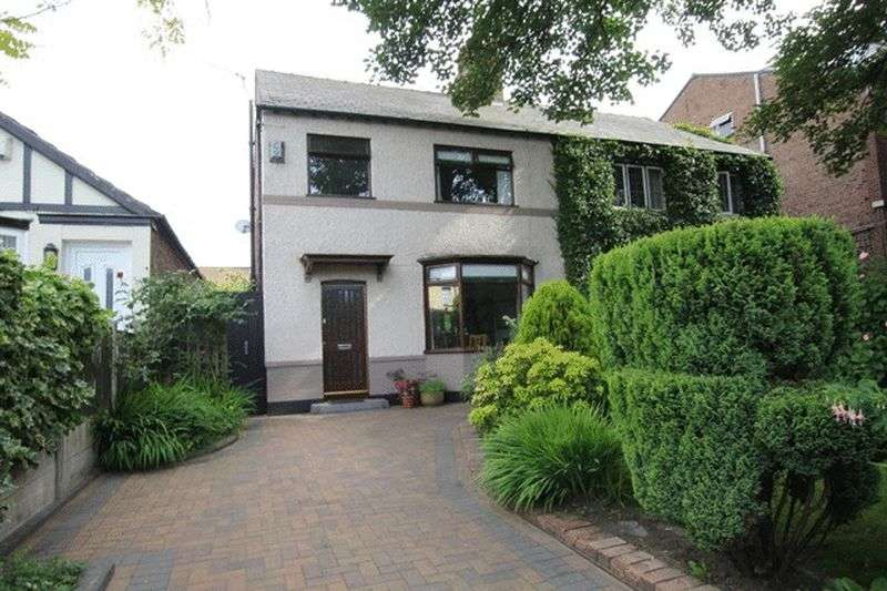 3 Bedrooms Semi Detached House for sale in Woburn Hill, Stoneycroft, Liverpool, L13