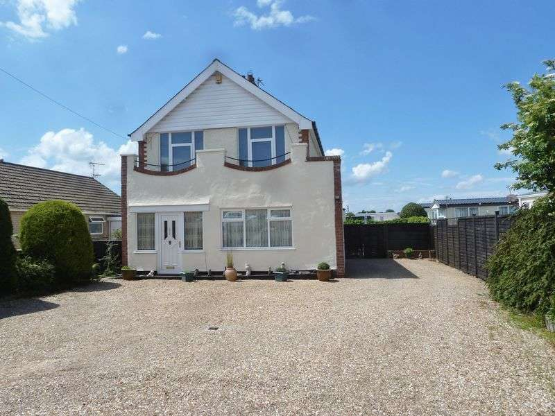 2 Bedrooms Detached House for sale in Roman Bank, Skegness