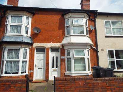 3 Bedrooms Terraced House for sale in Floyer Road, Birmingham, West Midlands