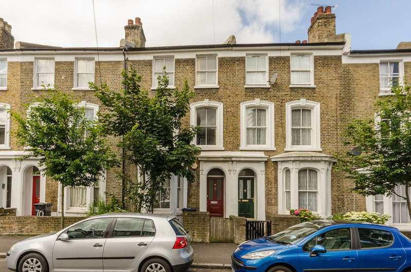 4 Bedrooms House for sale in Dalyell Road, Clapham North, SW9