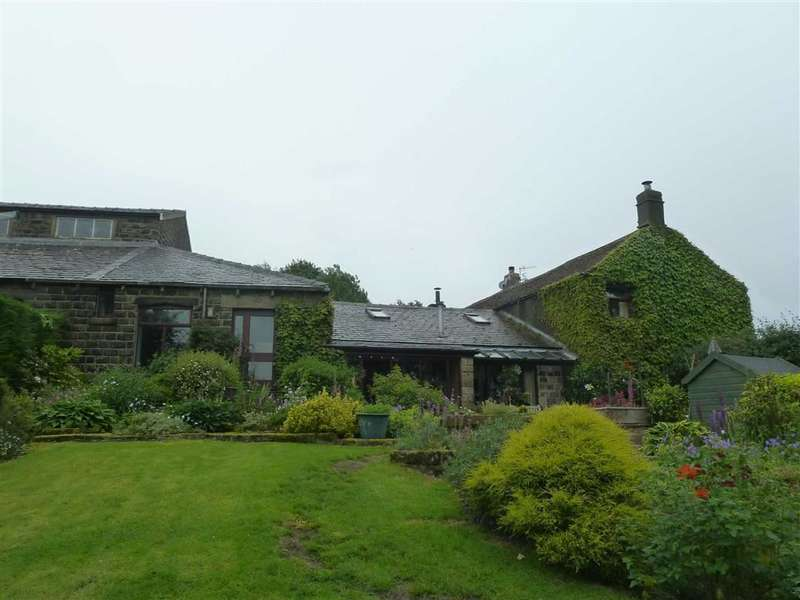 4 Bedrooms Property for sale in Lee Cross, Diggle, SADDLEWORTH, OL3