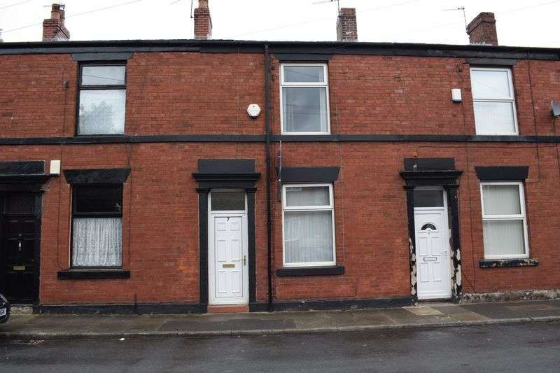 2 Bedrooms Terraced House for sale in Langton Street, Heywood