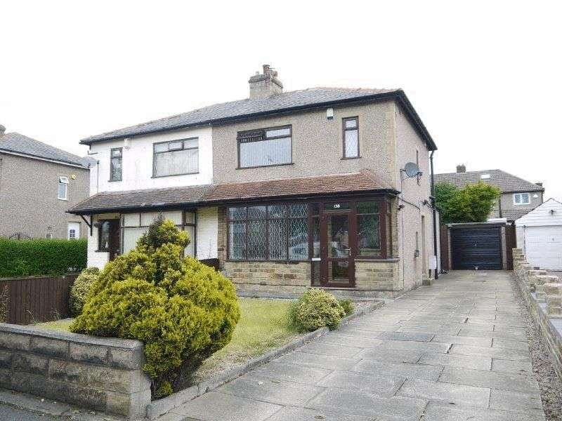 3 Bedrooms Semi Detached House for sale in Wrose Road, Wrose, Bradford BD2 1PU