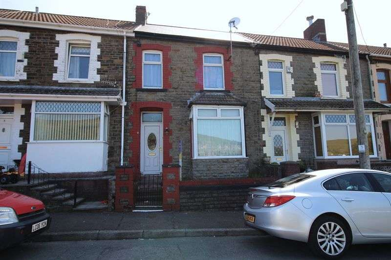 3 Bedrooms Terraced House for sale in Coronation Terrace, Porth