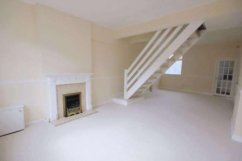 2 Bedrooms Terraced House for sale in Fielding Street, Stoke