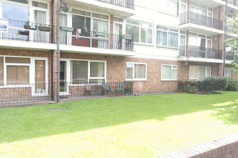 2 Bedrooms Flat for sale in Sutton Road, Walsall
