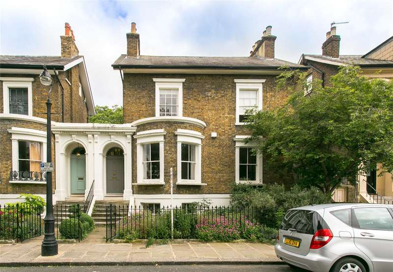 5 Bedrooms Semi Detached House for sale in Durand Gardens, Stockwell, London, SW9