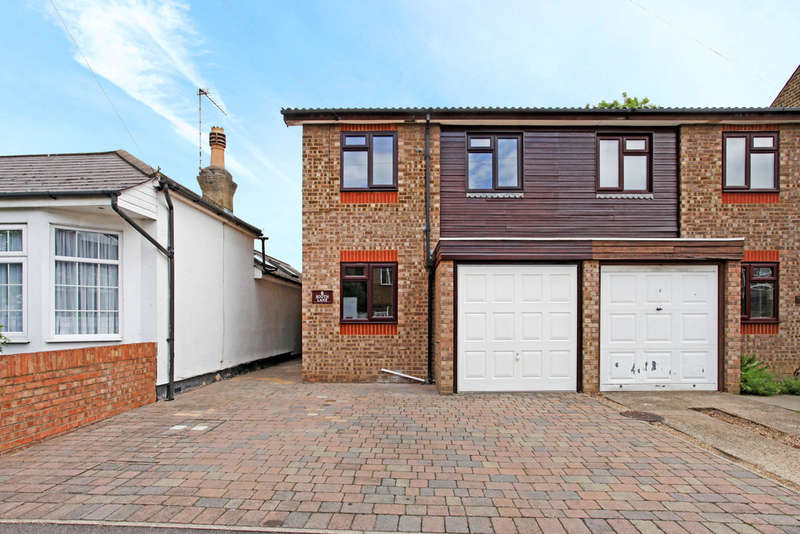 4 Bedrooms Semi Detached House for sale in South Lane, New Malden, KT3