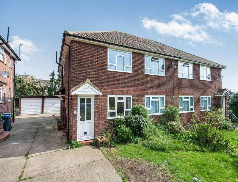 2 Bedrooms Flat for sale in Shrewsbury Close, Surbiton, KT6