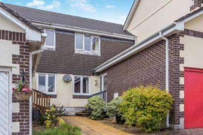 2 Bedrooms Terraced House for sale in St. Anns Chapel, Gunnislake, Cornwall
