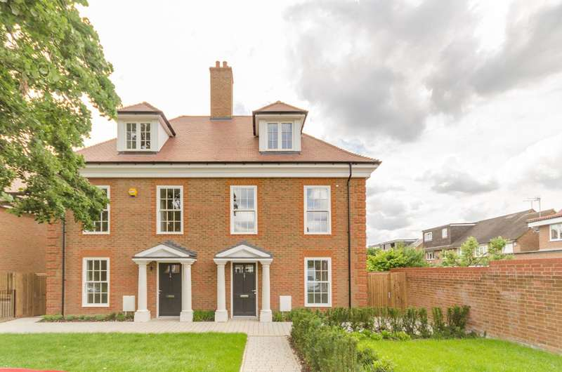 4 Bedrooms House for sale in Amberden Avenue, Finchley, N3