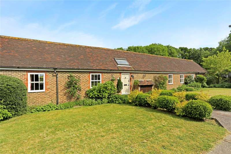 4 Bedrooms Semi Detached House for sale in Hundred Acre Lane, Wivelsfield Green, Haywards Heath, West Sussex, RH17