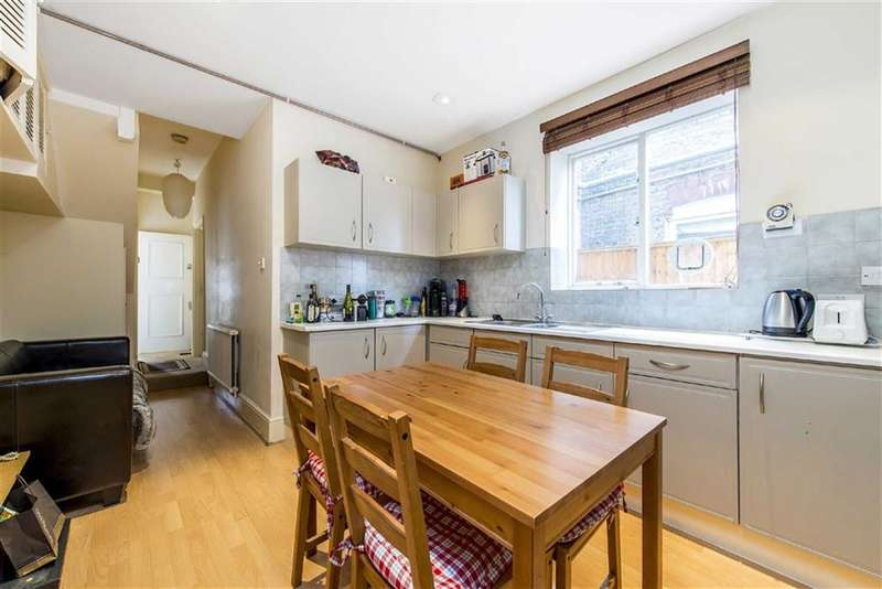 2 Bedrooms Flat for sale in Greswell Street, London, London