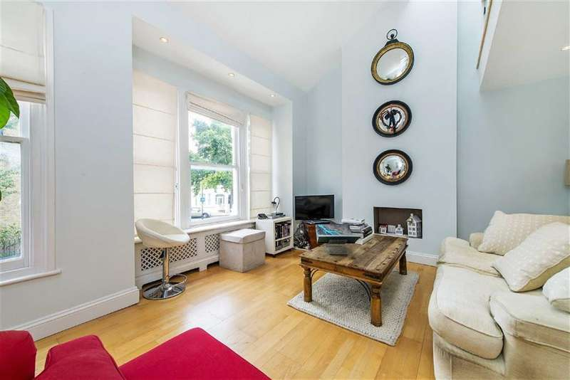 2 Bedrooms Flat for sale in Tynemouth Street, Fulham, London, SW6