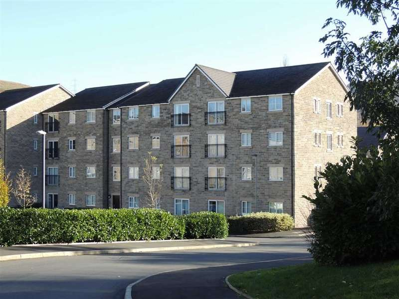 2 Bedrooms Flat for sale in Bramble Court, Millbrook, Stalybridge