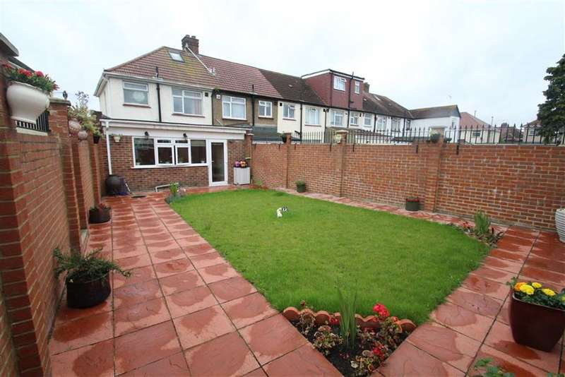 3 Bedrooms Property for sale in Laburnum Grove, Southall, Middlsex
