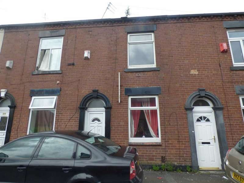 2 Bedrooms Property for sale in Salford Street, Roundthorn, OLDHAM